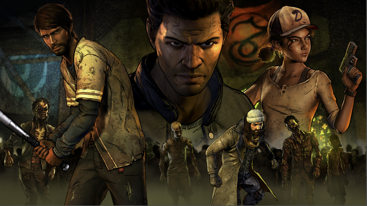 Review: The Walking Dead: A New Frontier: Above the Law screenshot