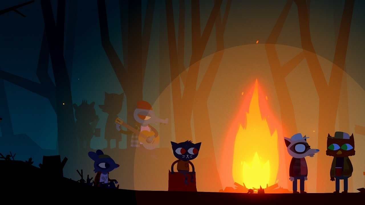Review: Night in the Woods photo