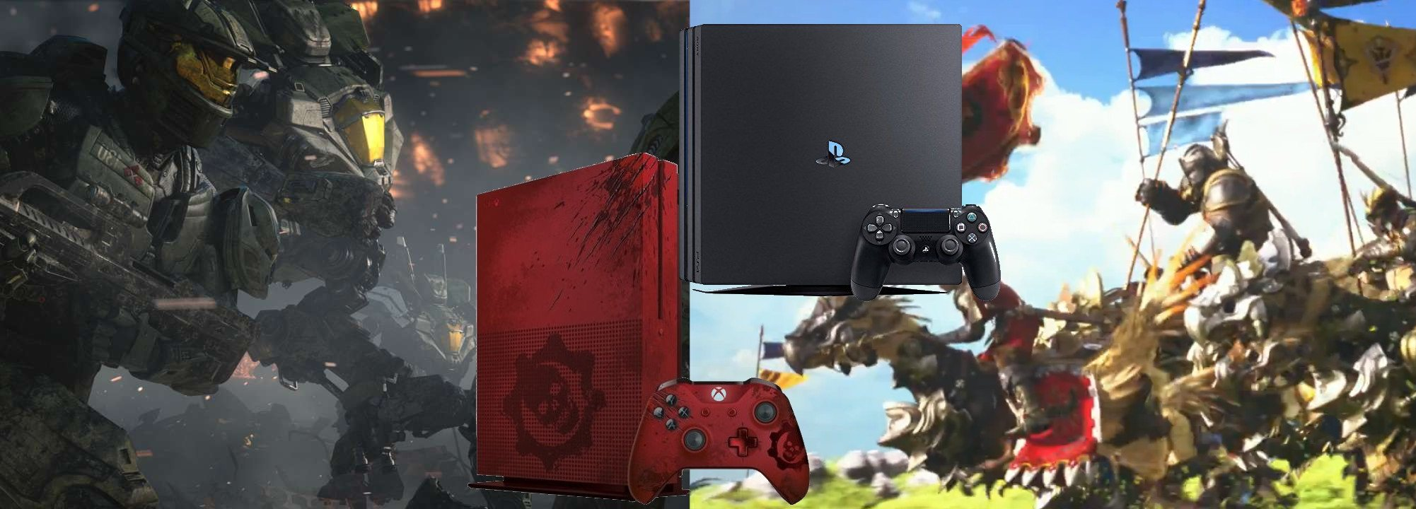 Weekend deals: PS4 Pro and 2TB Xbox One S go cheap