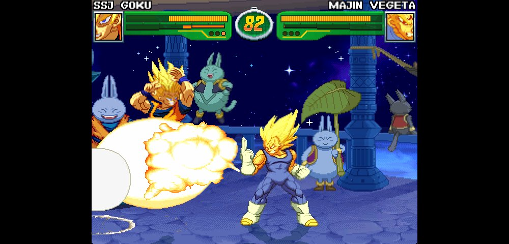 Badass fan-made Dragon Ball Z fighter is out now for free photo