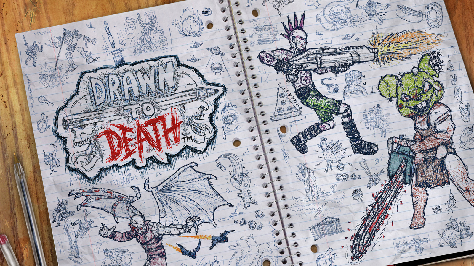 Review: Drawn to Death photo