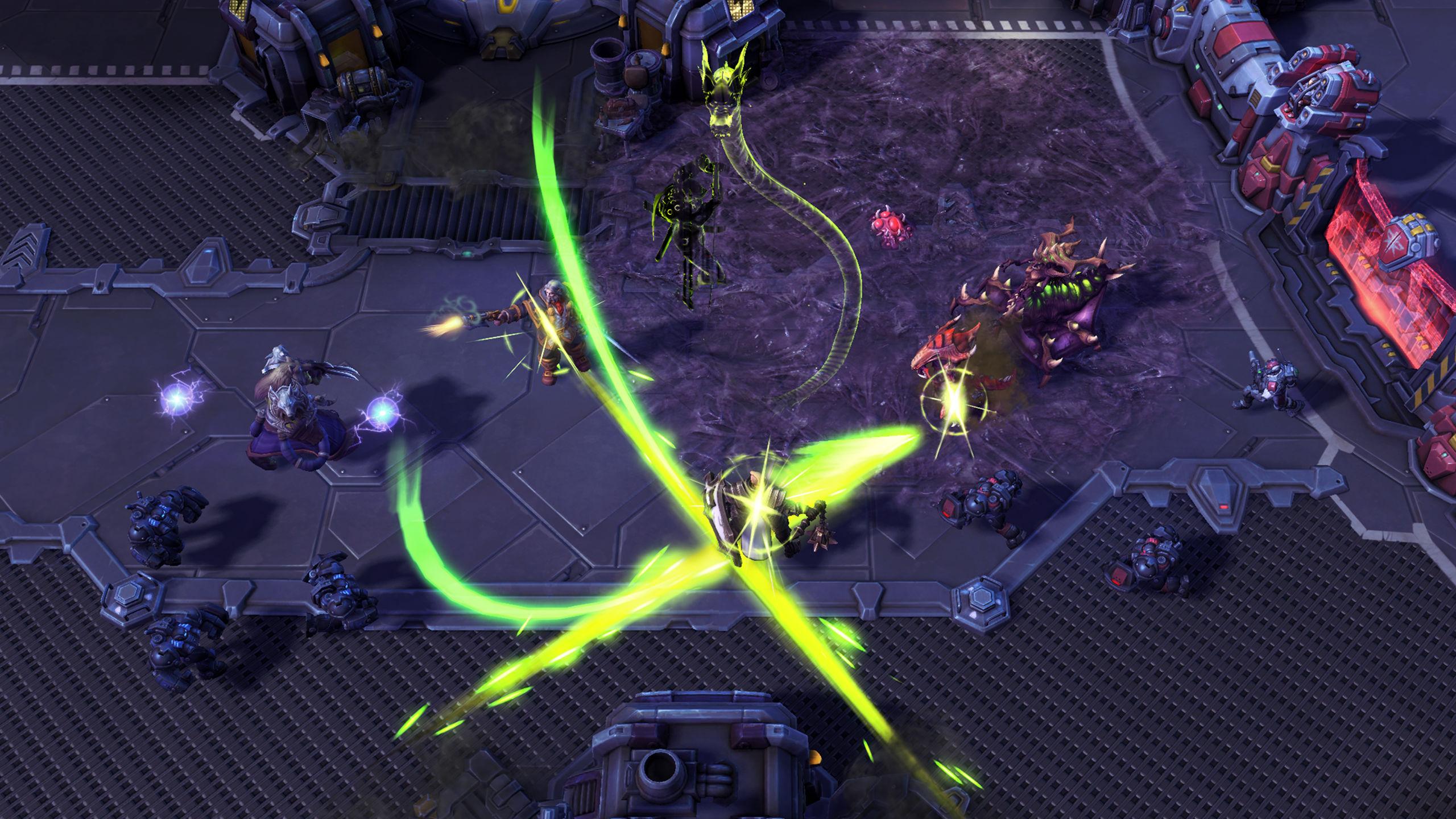 Overwatch's Genji and Hanamura are coming to Heroes of the Storm screenshot
