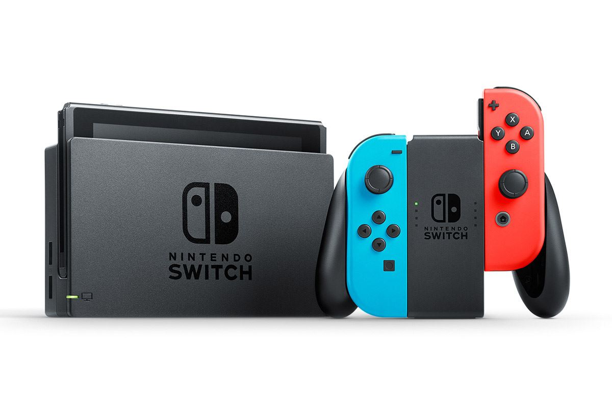 Is That A Nintendo Switch Or Are You Happy To See Me?