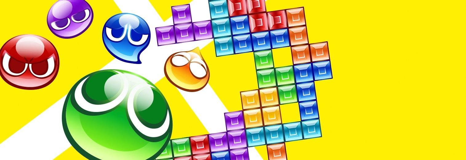 Review: Puyo Puyo Tetris screenshot