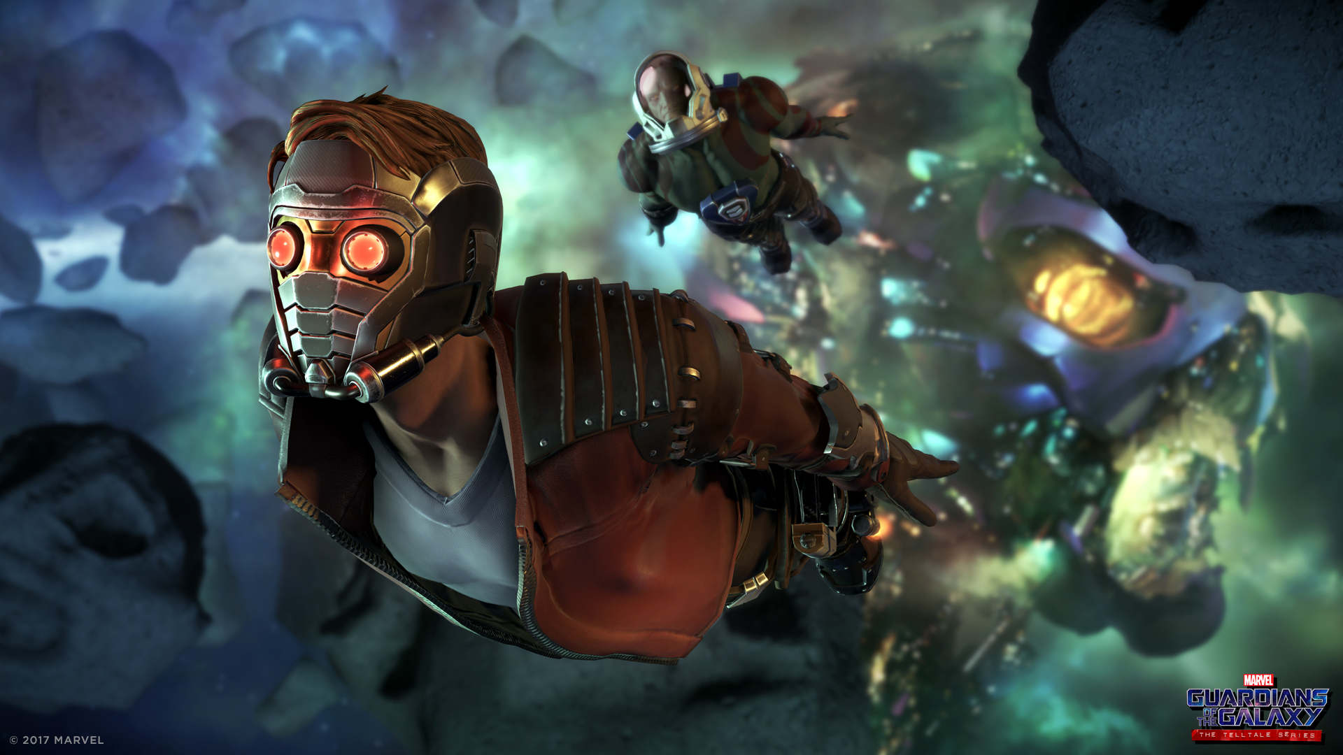 Review: Guardians of the Galaxy: The Telltale Series: Tangled Up in Blue screenshot