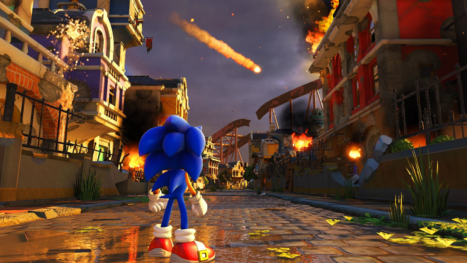 Sega unleashes a trio of Sonic Forces trailers screenshot