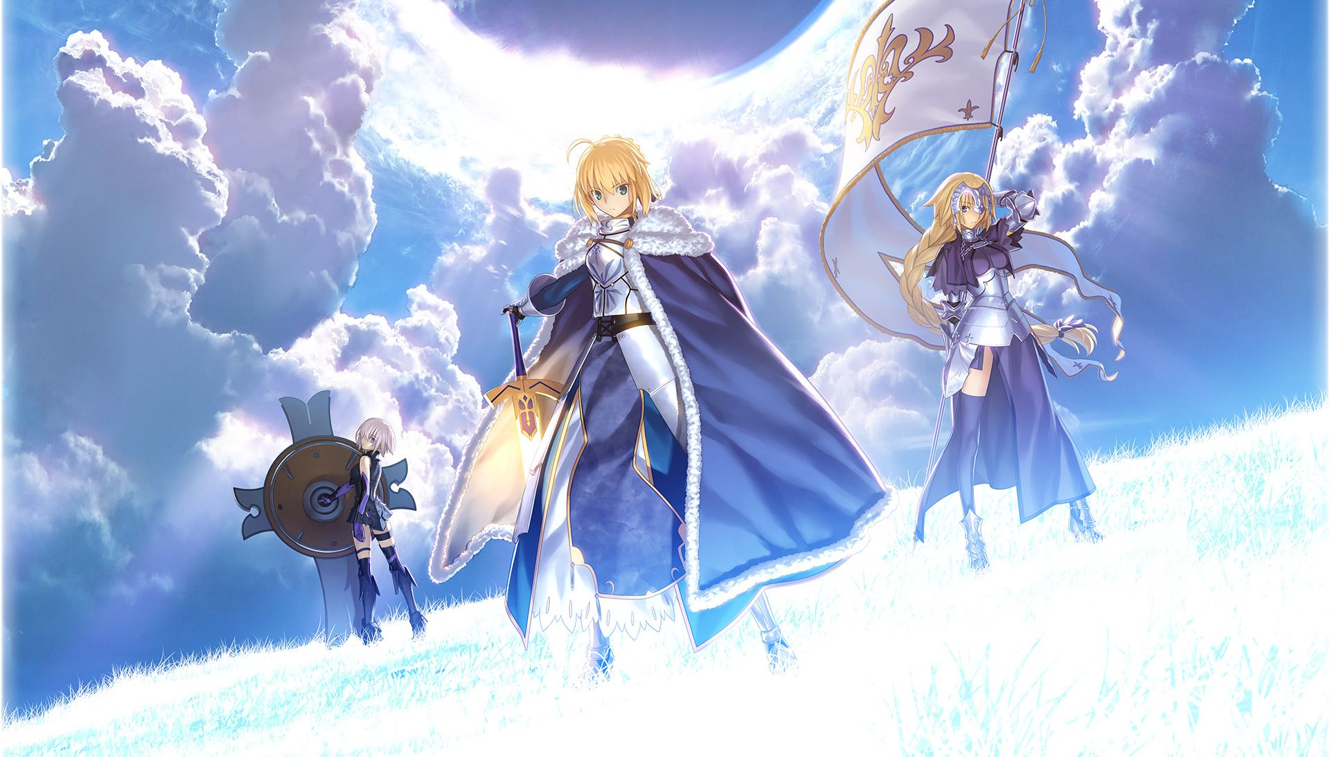 Remake history this summer with the next Fate game screenshot