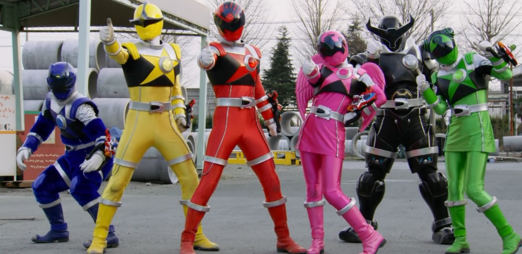 The latest Super Sentai show starts off strong, but its setting might hold it back screenshot