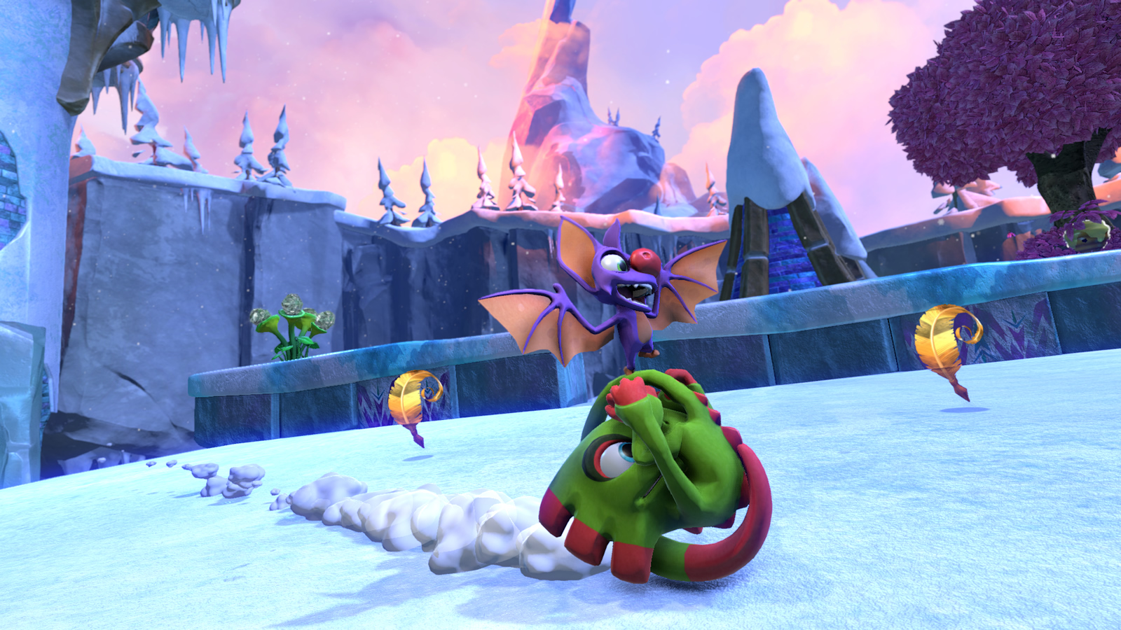 The limits of nostalgia: Podtoid reviews Yooka-Laylee screenshot