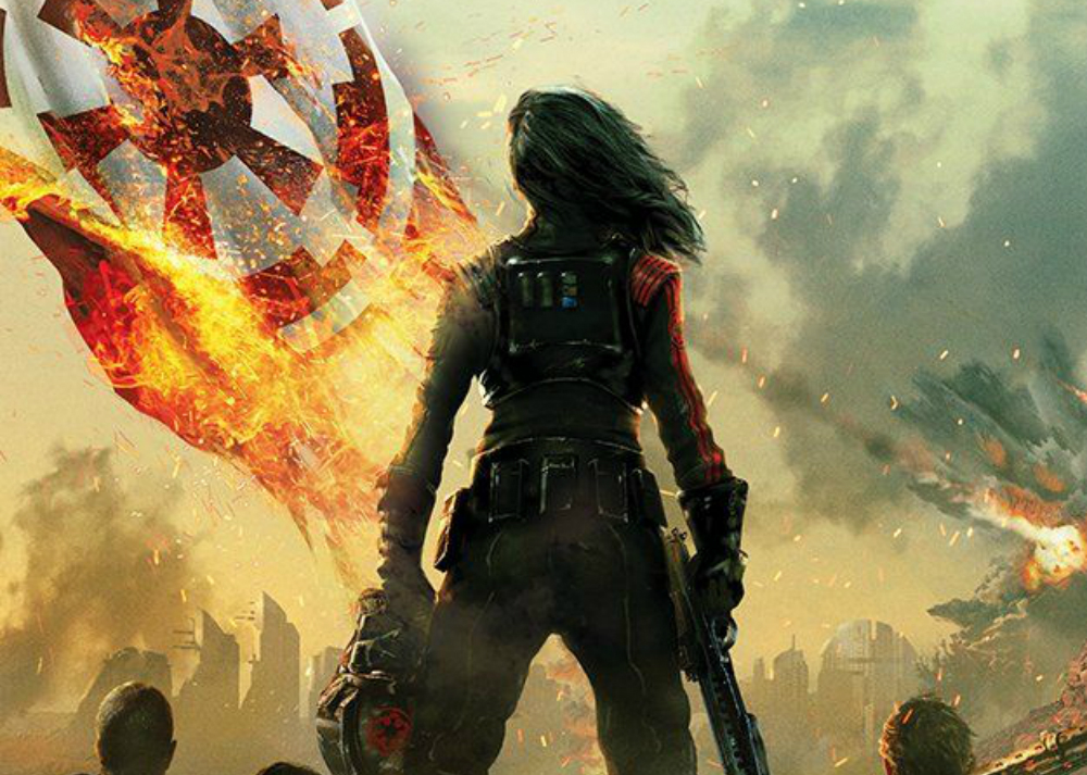 Disney wants you to buy and read a book to get ready for Star Wars Battlefront II screenshot