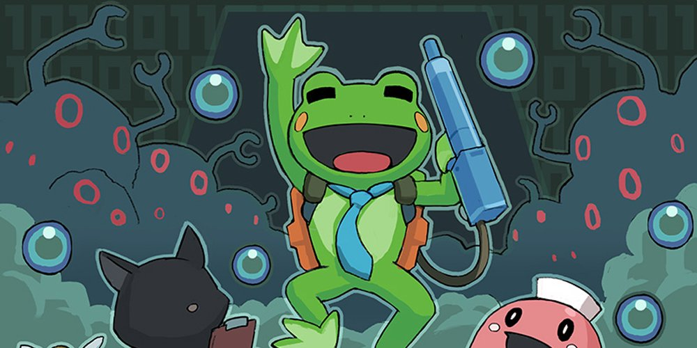 Kero Blaster is worth the jump to PS4 screenshot