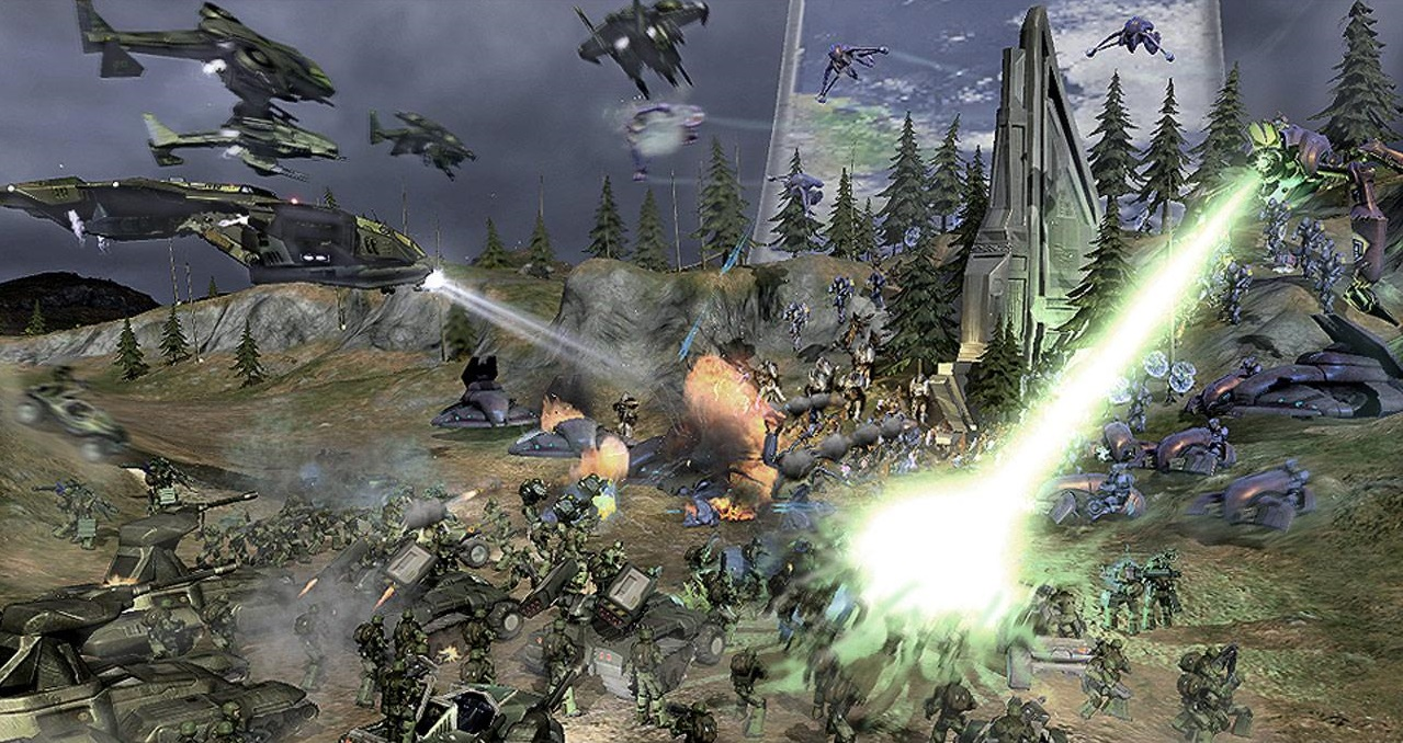 The Halo Wars remaster is getting a standalone release and it's coming to Steam screenshot