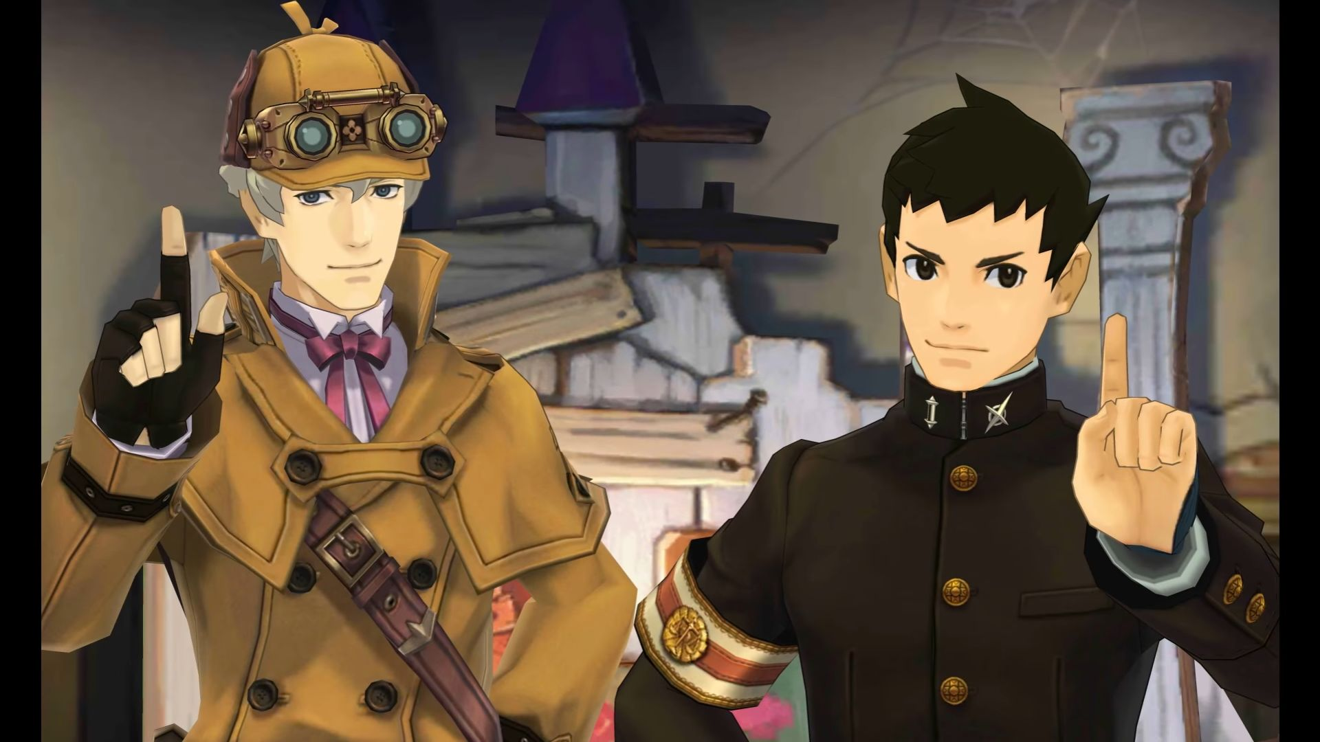 The Great Ace Attorney 2 gets web browser demo and piggy bank edition screenshot