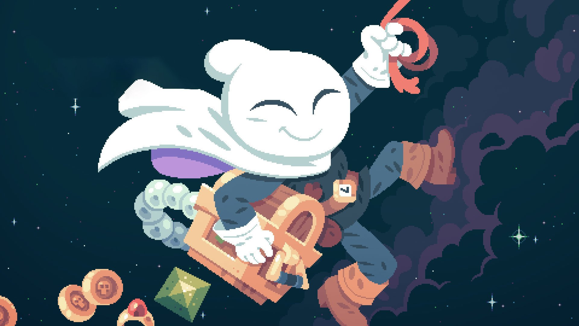 Review: Flinthook screenshot