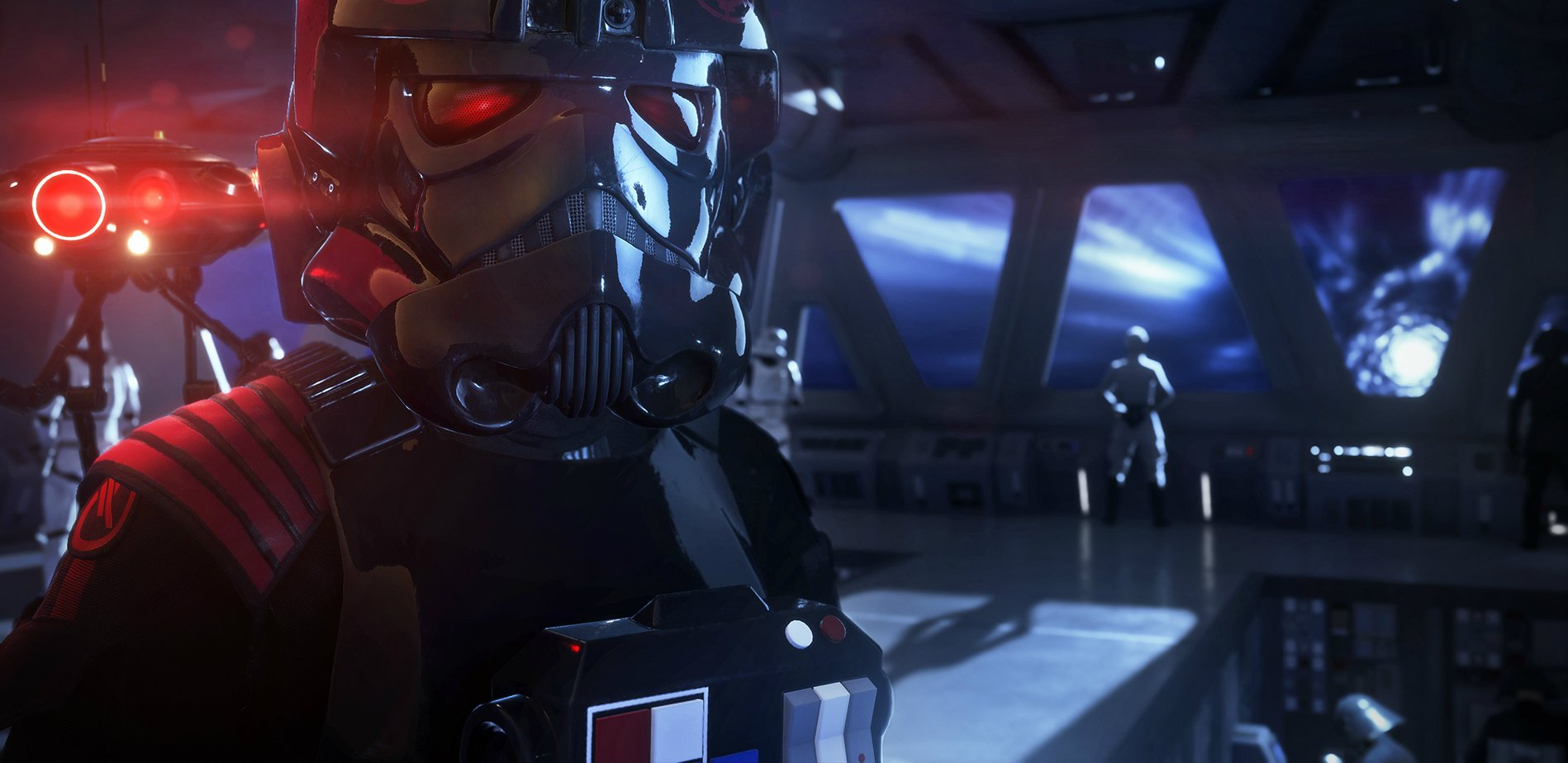 Star Wars Battlefront II's early access period is set screenshot
