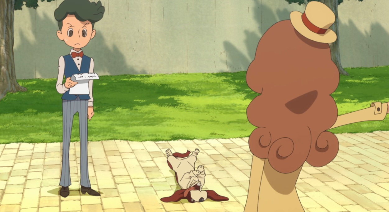 The renamed Layton's Mystery Journey will now arrive on iOS and Android at launch screenshot