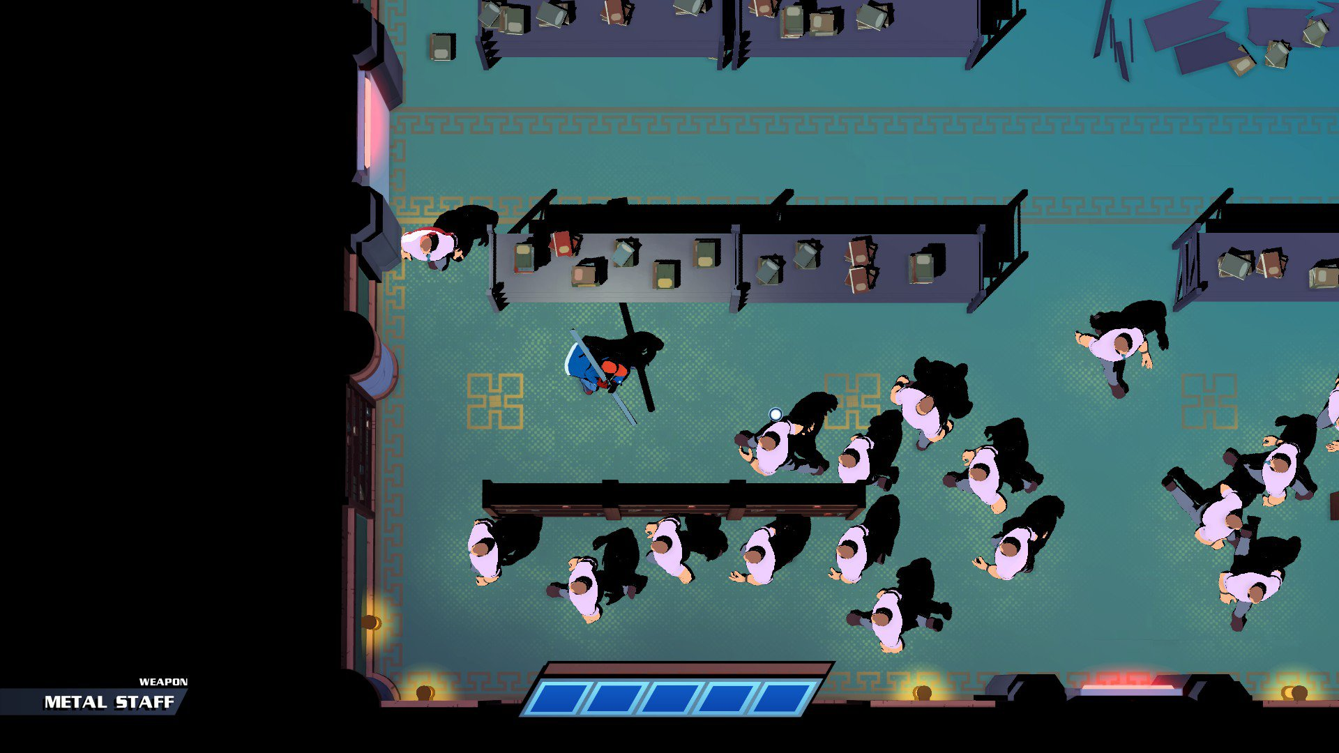 Mr. Shifty is getting a Switch patch, after devs told people to get it on PC instead screenshot