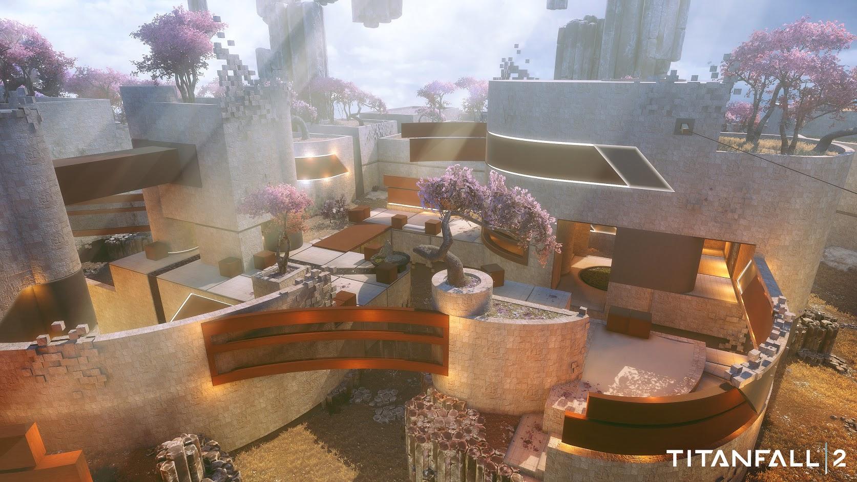 Two more maps are hitting Titanfall 2 next week screenshot