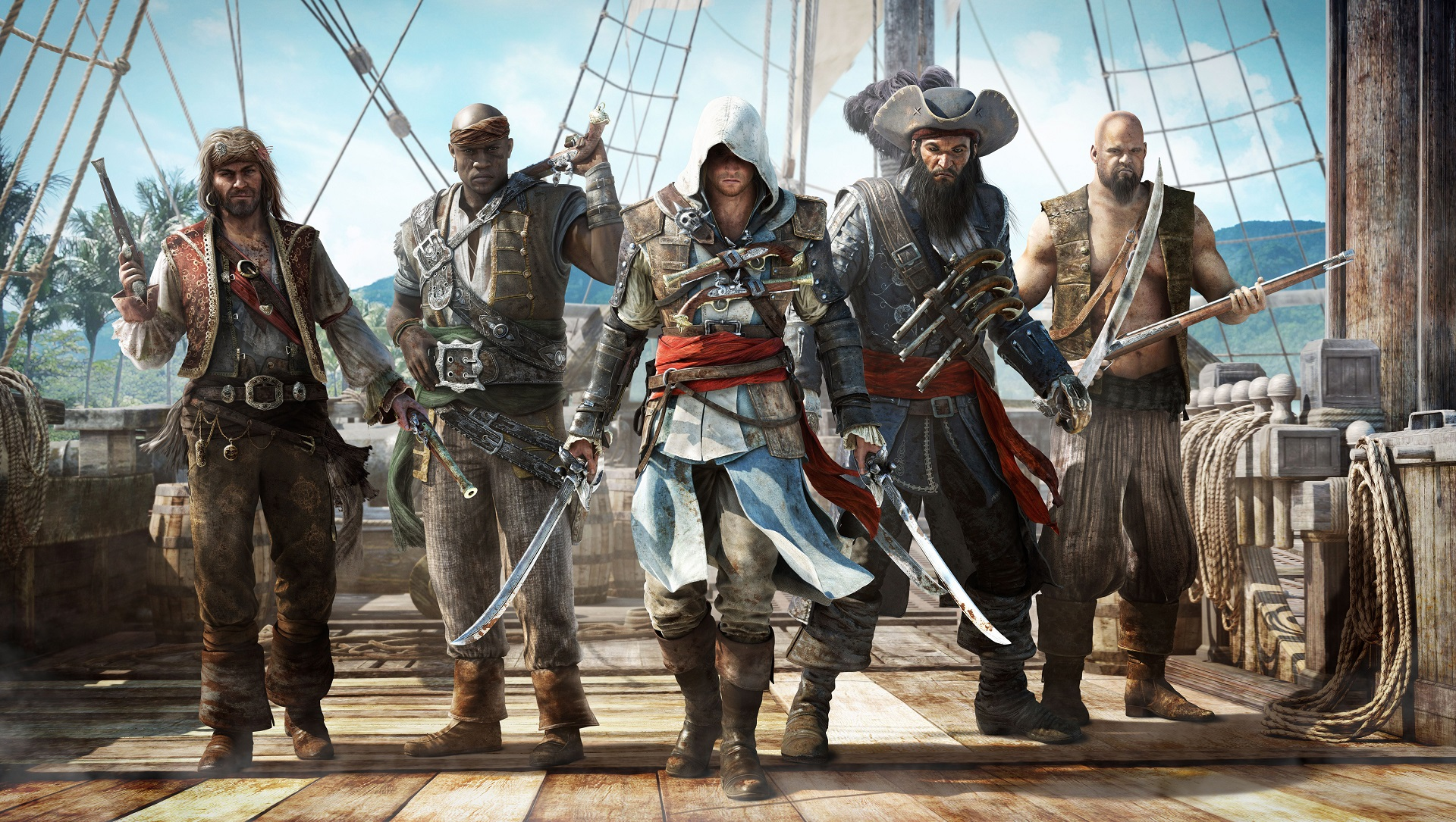 Assassin's Creed players are gathering to resuscitate the long-dead multiplayer screenshot