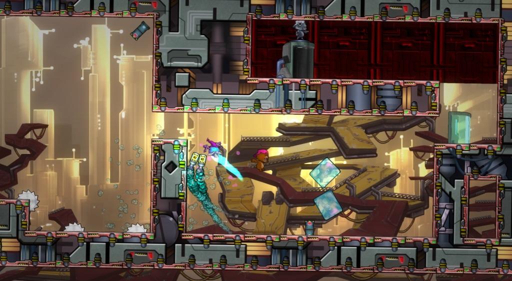 Super Rude Bear Resurrection jumps to life in early May screenshot