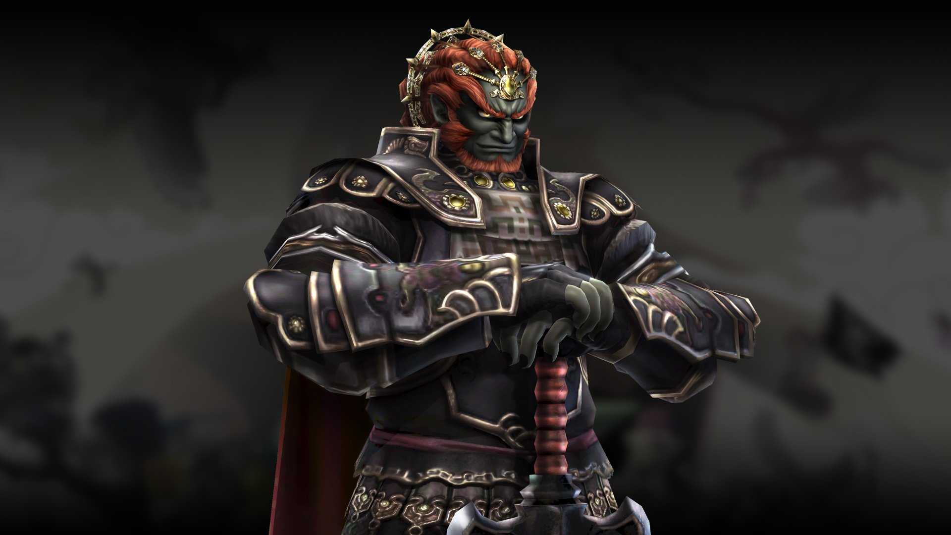 Ganondorf's last name confirmed as canon screenshot
