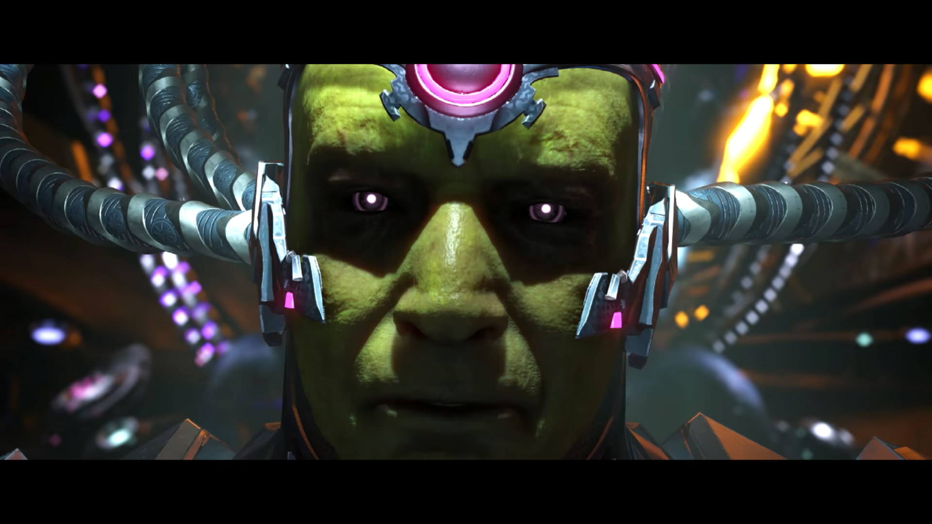 Brainiac is looking for the fight of his life in newest Injustice 2 story trailer screenshot