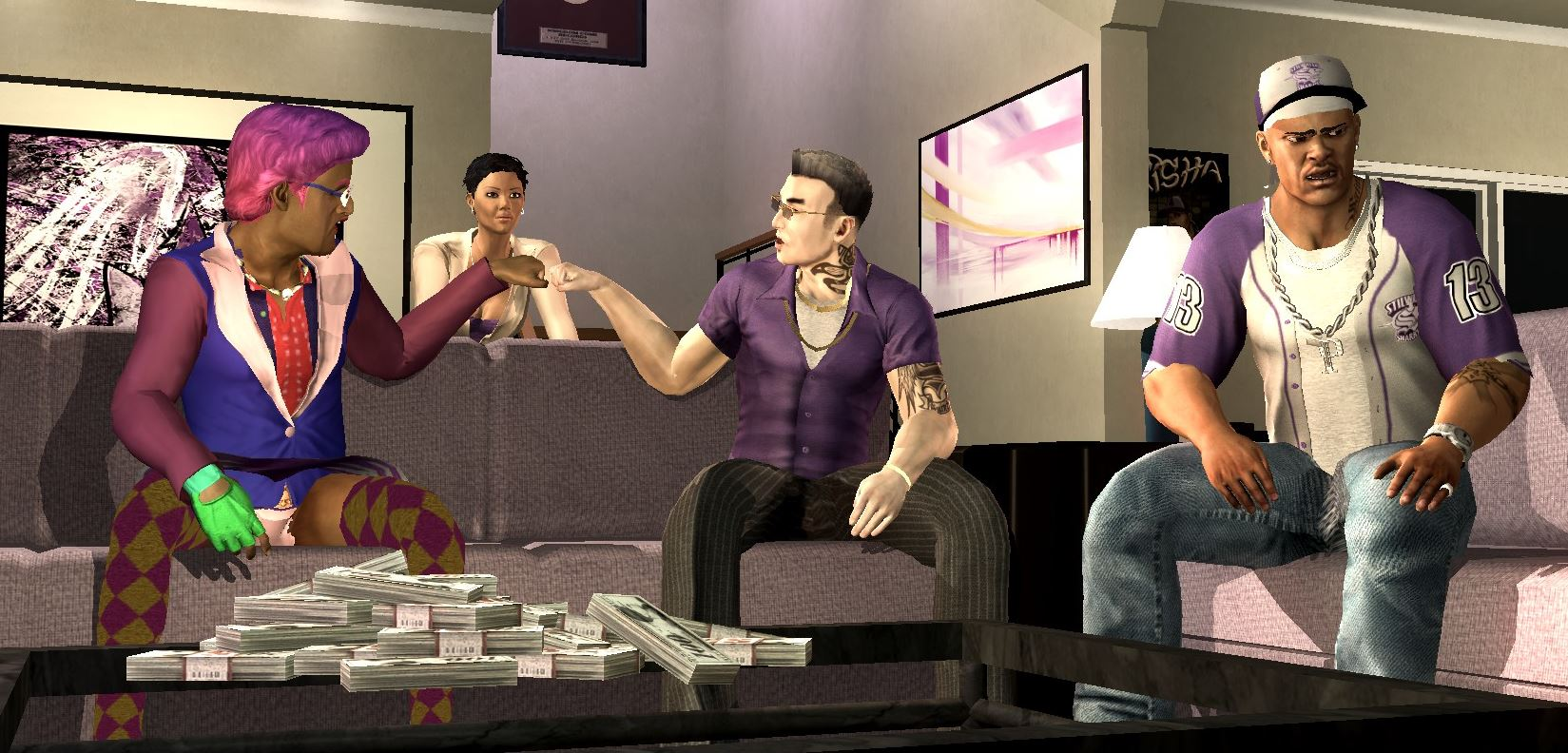 Free Saints Row 2 on PC as fourth game in series arrives on GOG screenshot