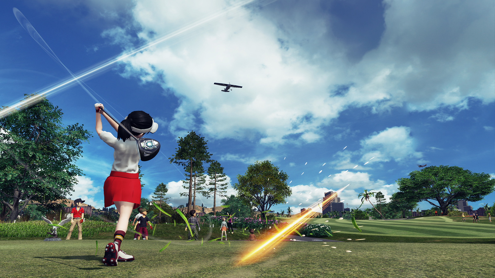 Everybody's Golf confirmed for August in the West screenshot