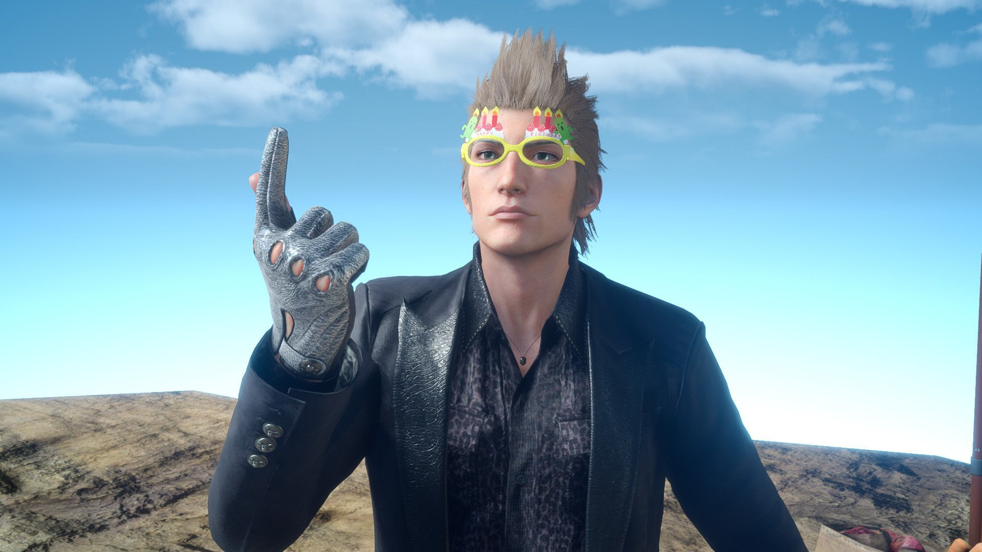 Final Fantasy XV is getting a new patch with UI tweaks, better PS4 Pro performance screenshot