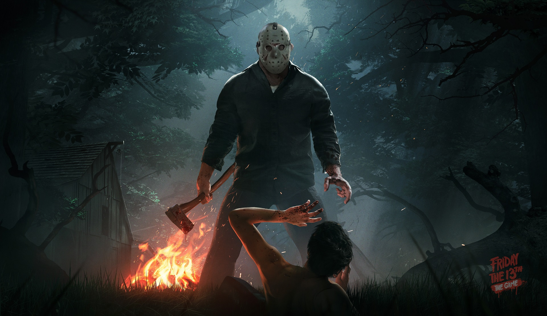 Friday the 13th starts the slashing in late May screenshot