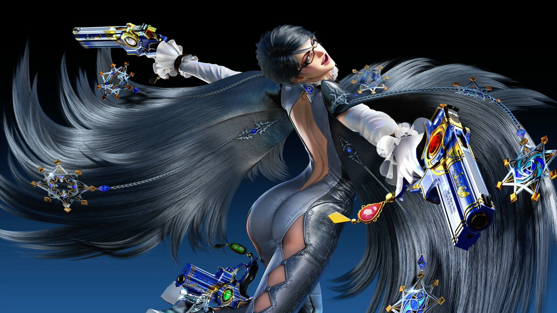 These videos from Platinum could very well be teasing Bayonetta 3 screenshot