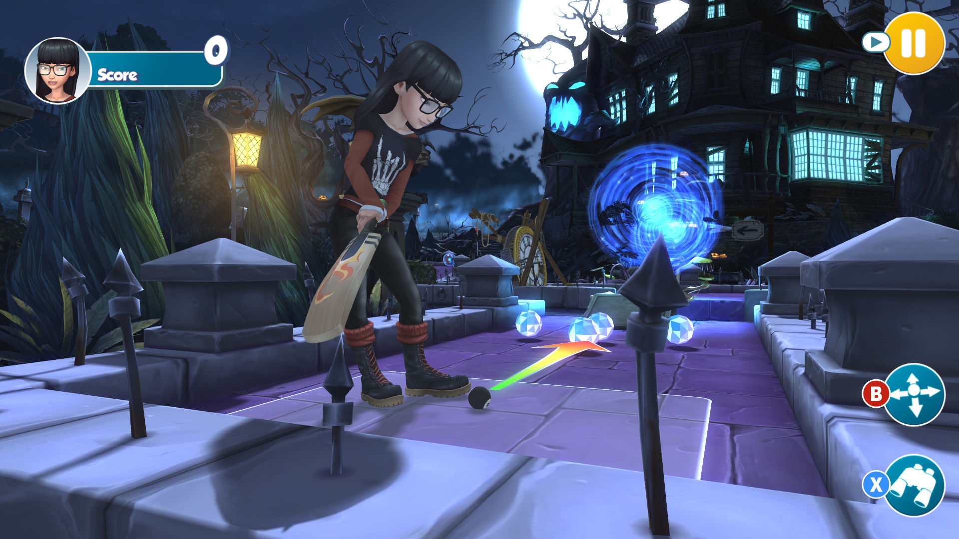 Zen Studios is bringing Infinite Minigolf to Switch, PS4, and Xbox One screenshot