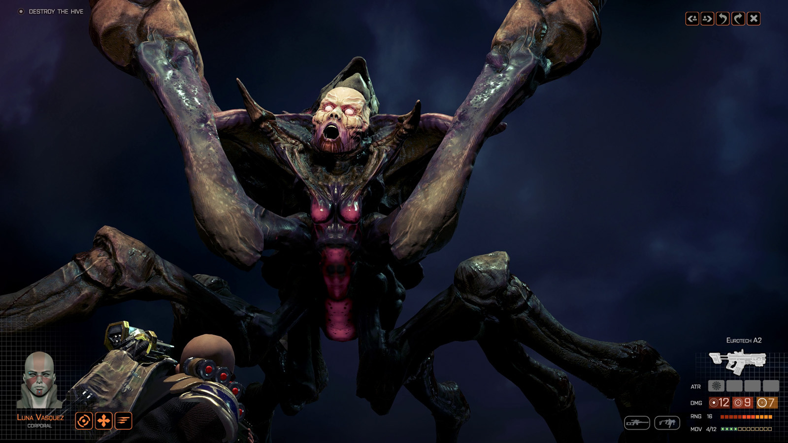Phoenix Point is a new strategy game from the creator of X-COM screenshot