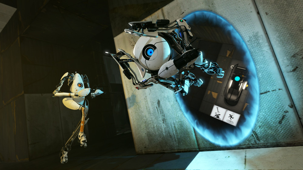 Portal 2 is hands down the greatest sequel ever made screenshot