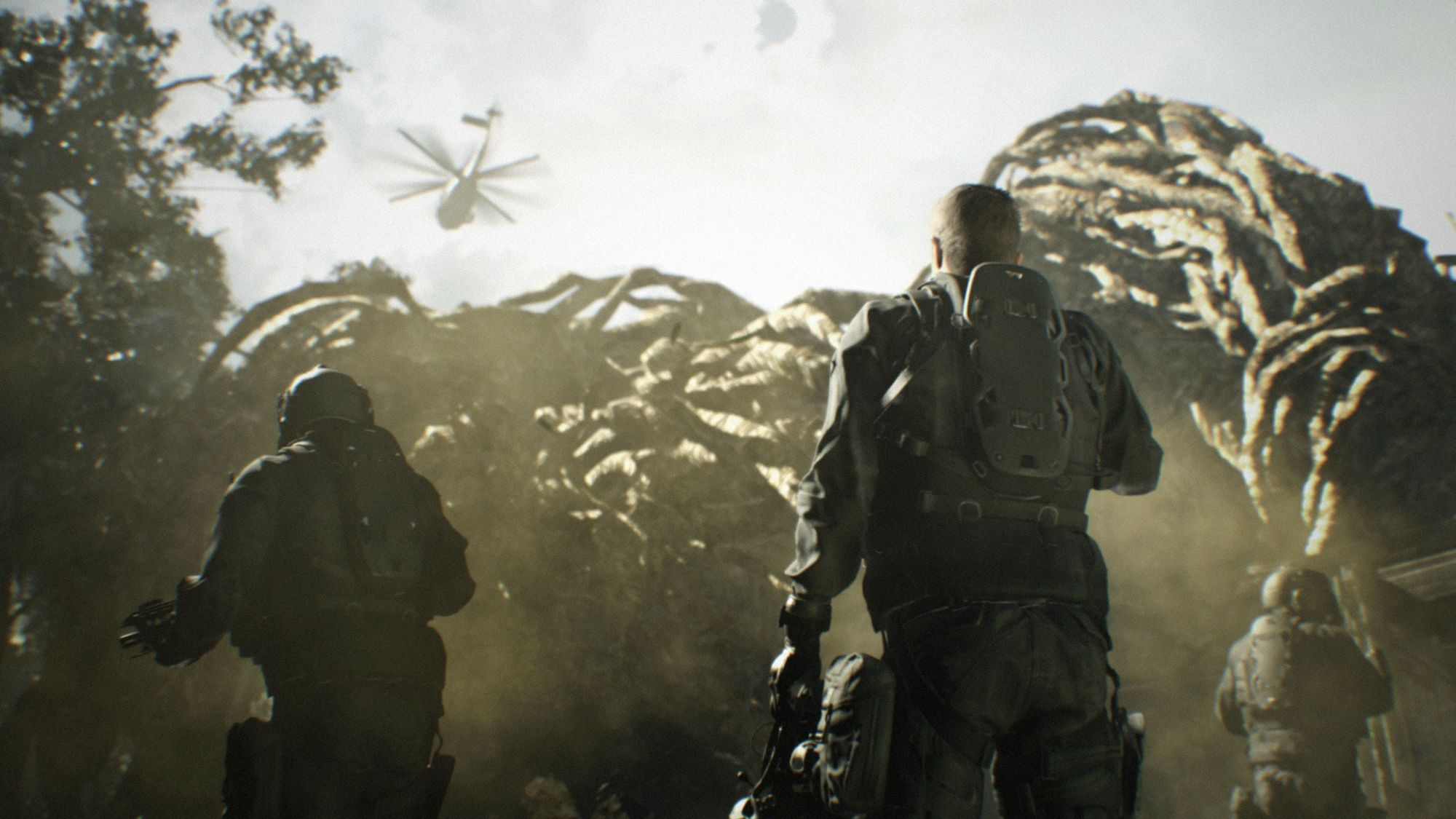 Resident Evil 7 Not A Hero DLC delayed indefinitely screenshot