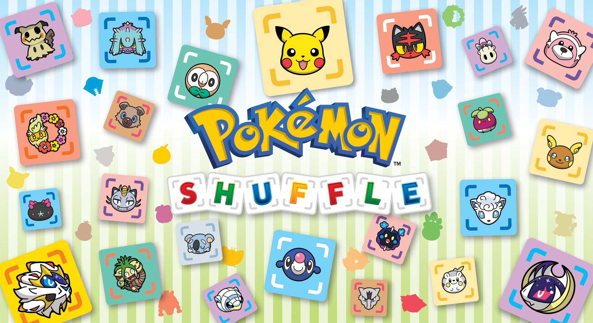 Alolan Pokemon have finally made it to Pokemon Shuffle screenshot
