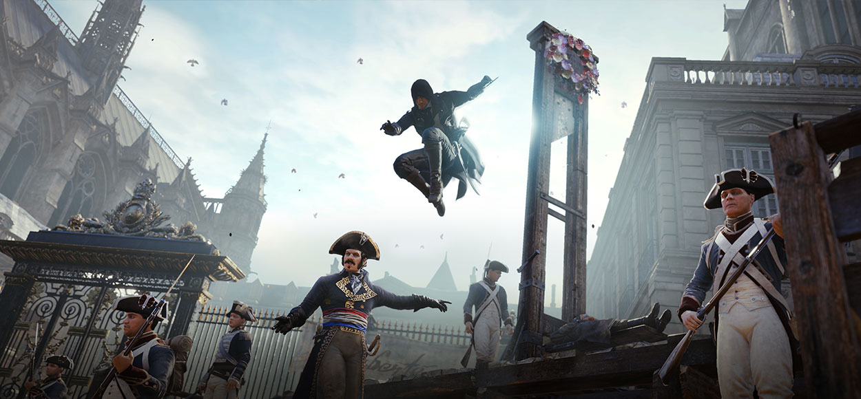 Reports indicate Vivendi wants a majority takeover of Ubisoft by end of year screenshot