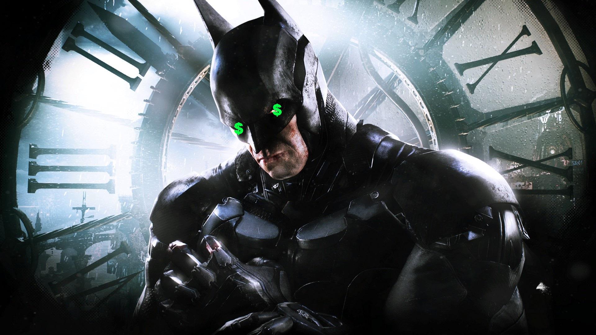 Batman series on sale at Steam as Arkham VR is released screenshot