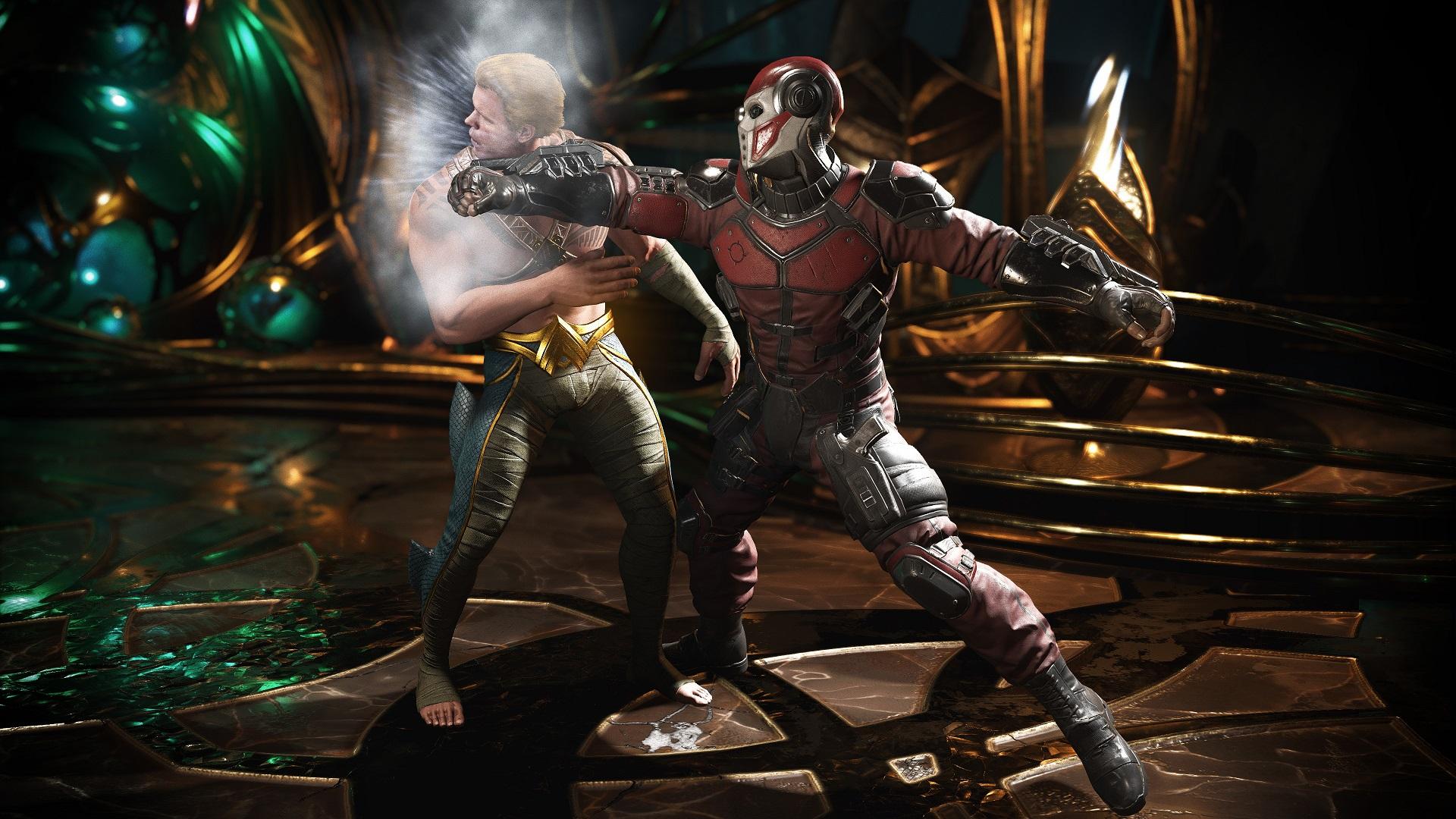 The Injustice 2 achievements confirm an unannounced staple of DC Comics screenshot