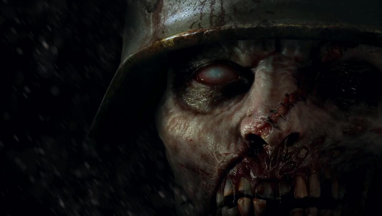 Yup, Call of Duty: WWII has Nazi Zombies screenshot