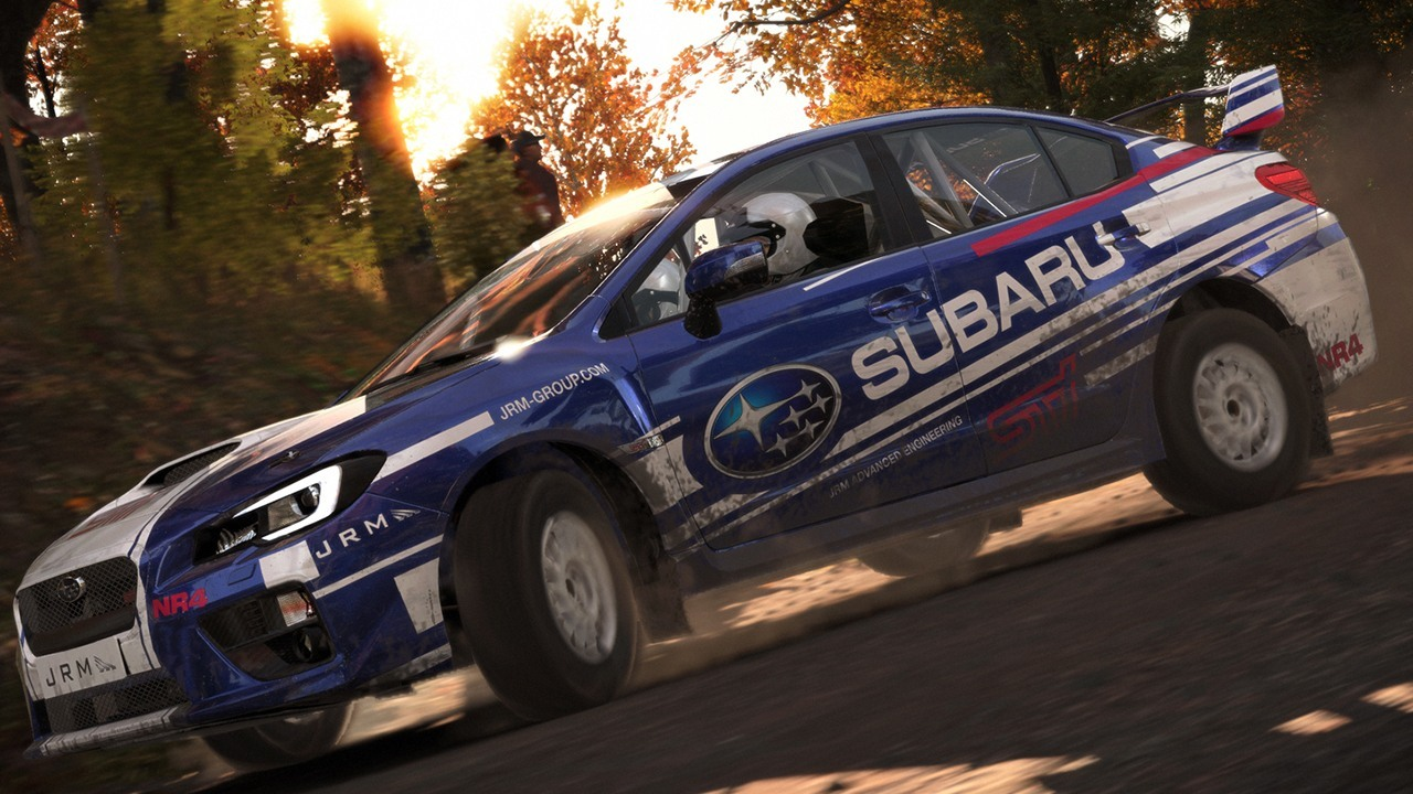 Codemasters unleashes a new trailer, soundtrack info for DiRT 4 screenshot
