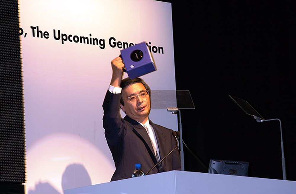 Genyo Takeda, creator of Punch-Out!!, retires from Nintendo screenshot
