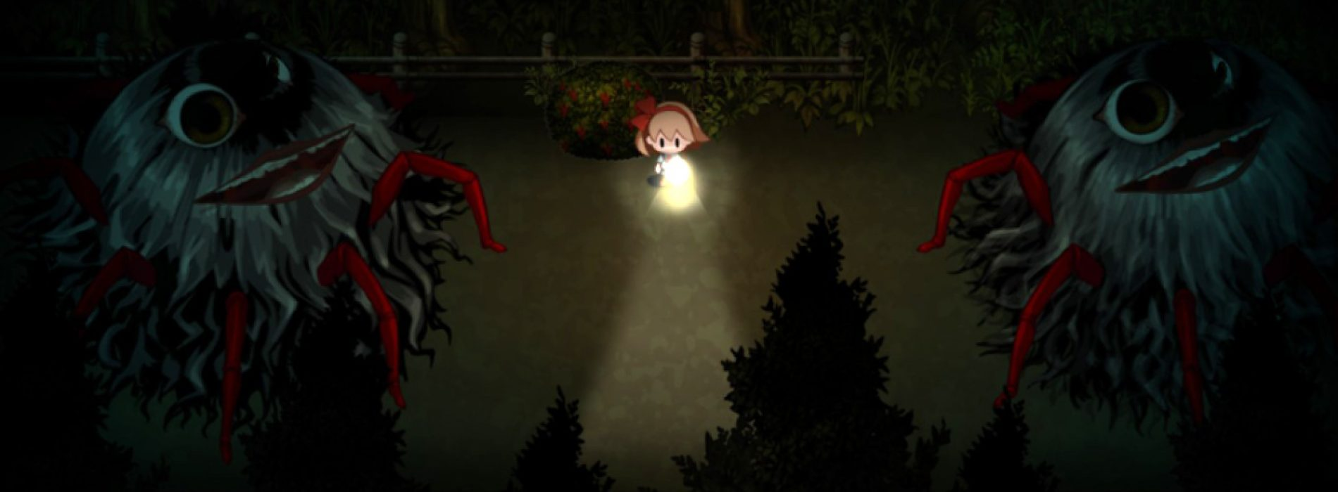 Yomawari: Midnight Shadows coming west, on PC as well screenshot