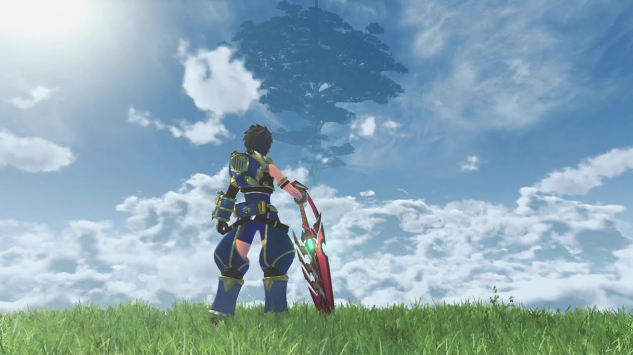 Xenoblade Chronicles 2 reconfirmed for this year by Nintendo screenshot