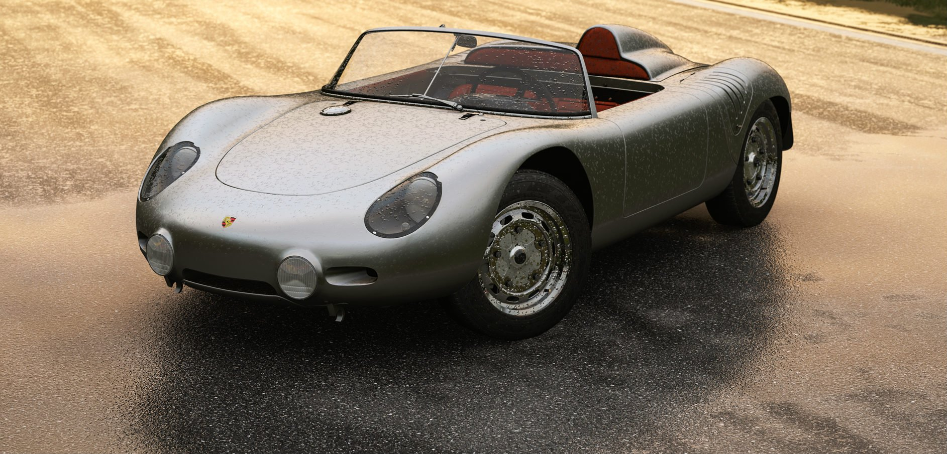 Creative director at Turn 10 promises big things for Forza and Porsche partnership screenshot