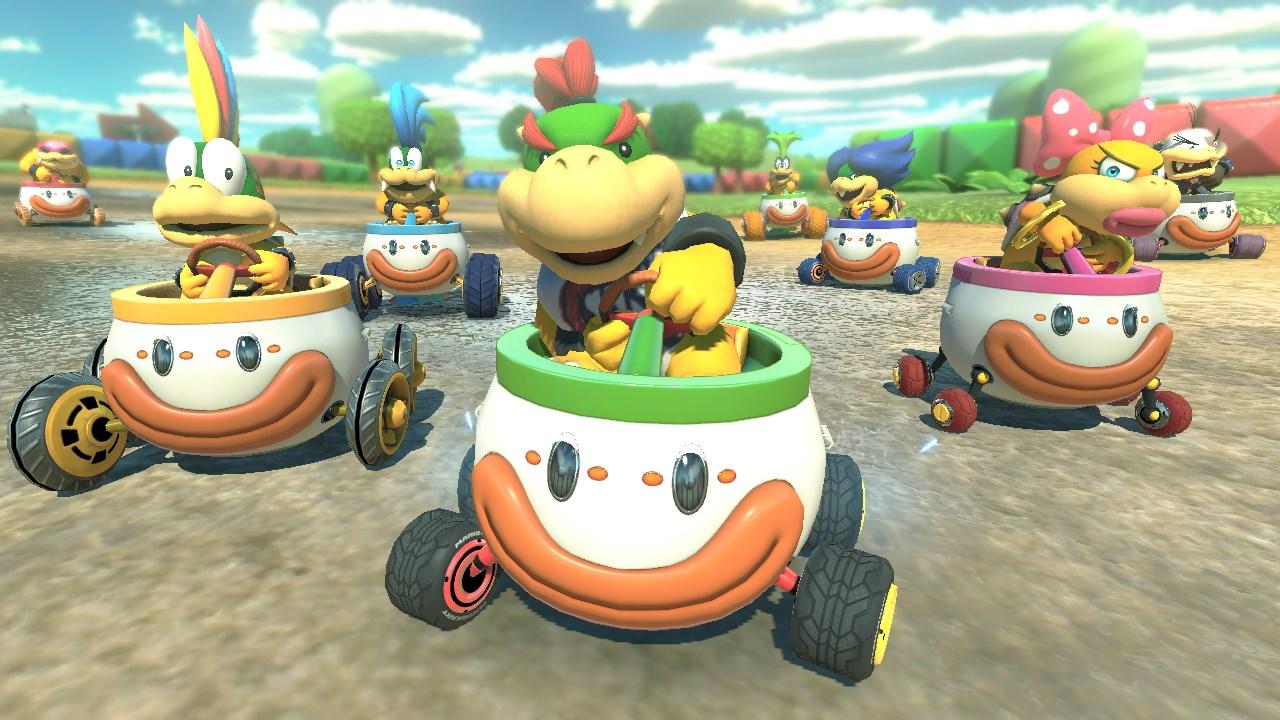 Nintendo Download: Mario Kart 8 Deluxe screenshot