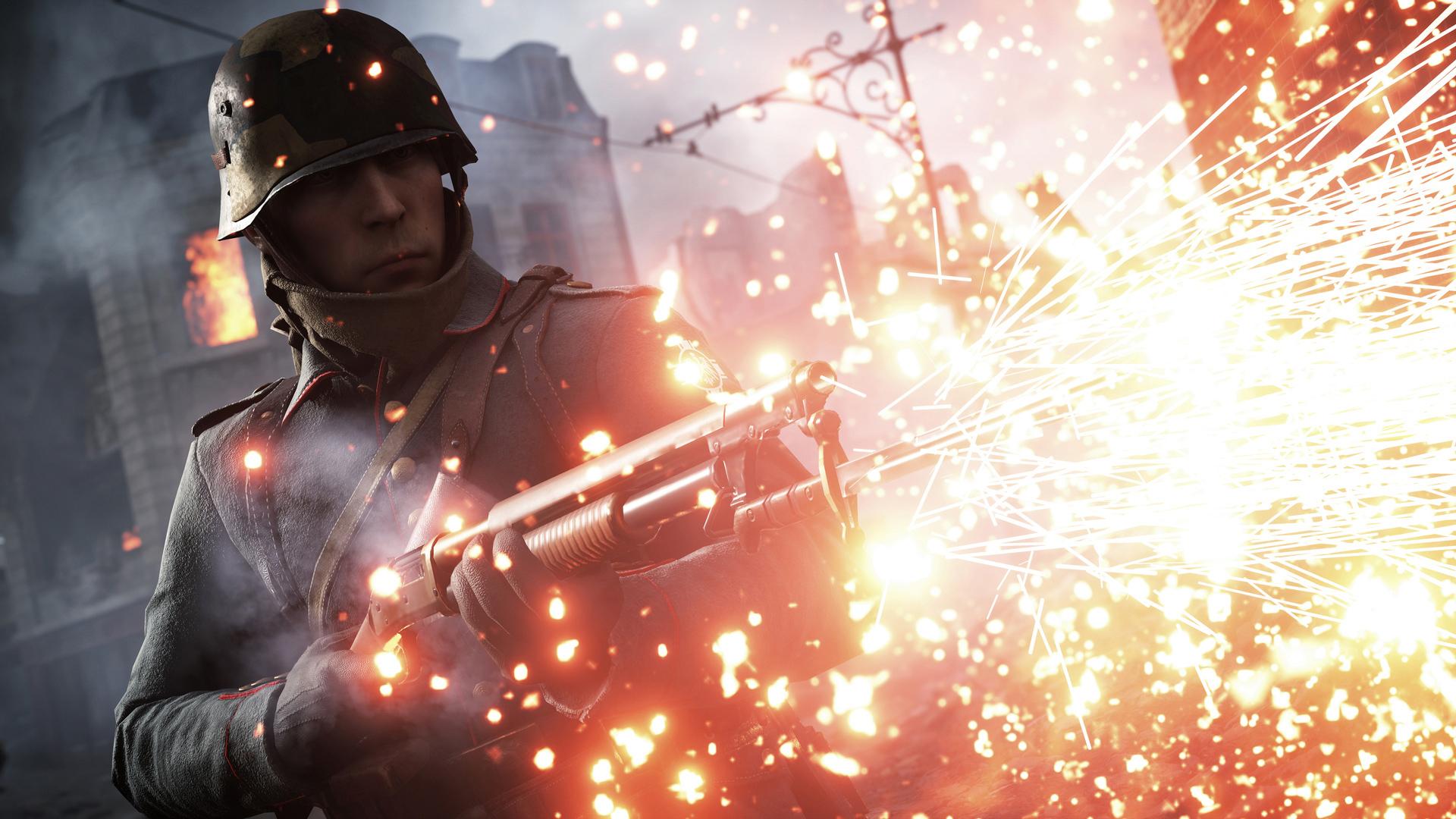 Battlefield 1's spring update has some terrific additions screenshot