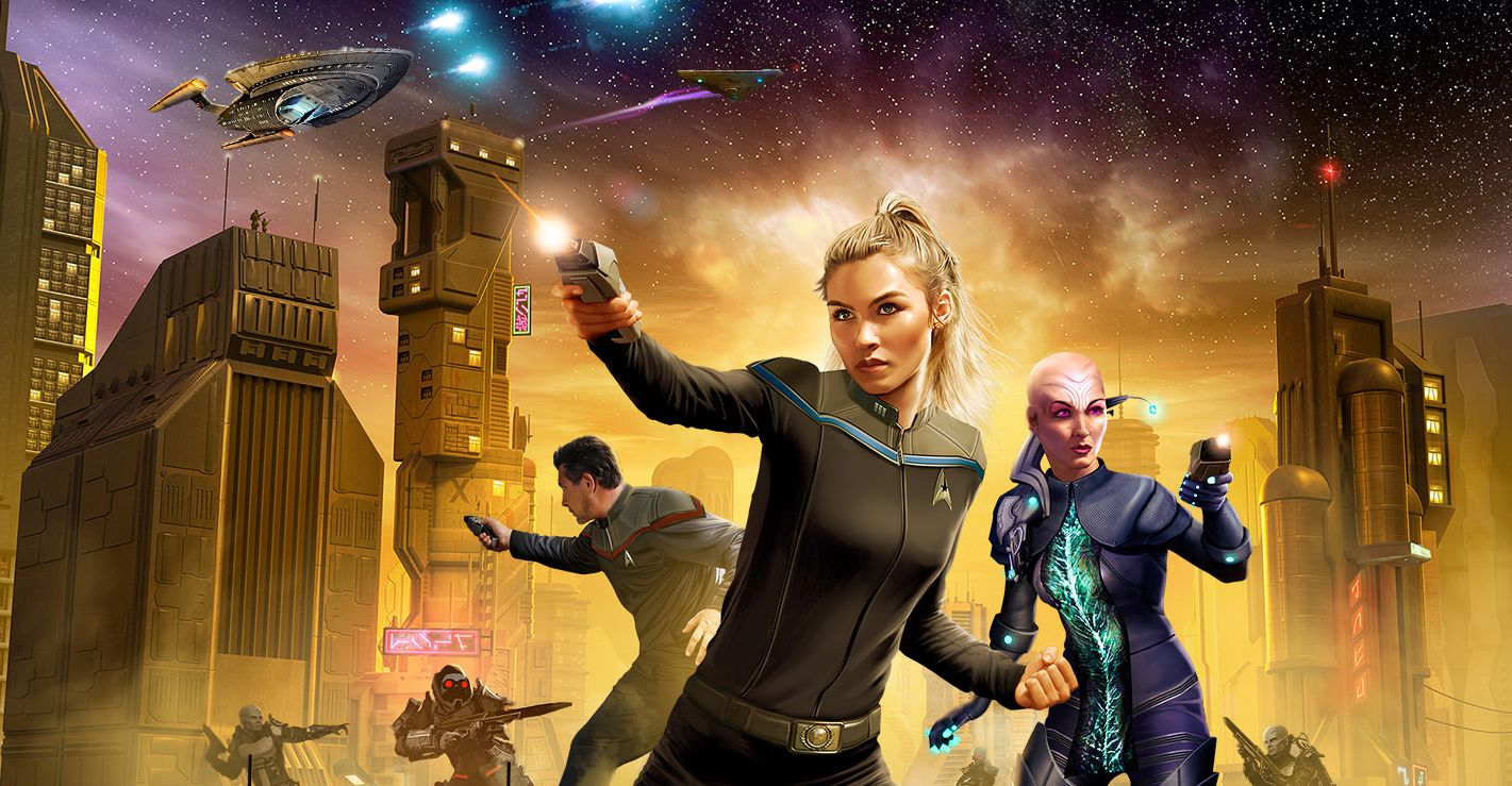 Star Trek Online Raises The Stakes In Its Season 13 Update