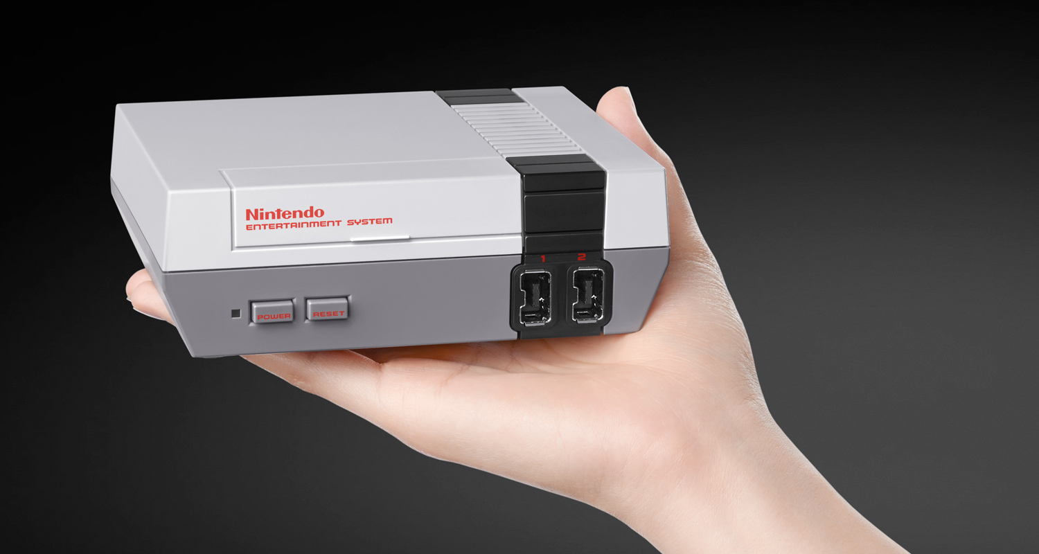 Nintendo Talks NES Classic Discontinuation: 'we Don't Have Unlimited Resources'
