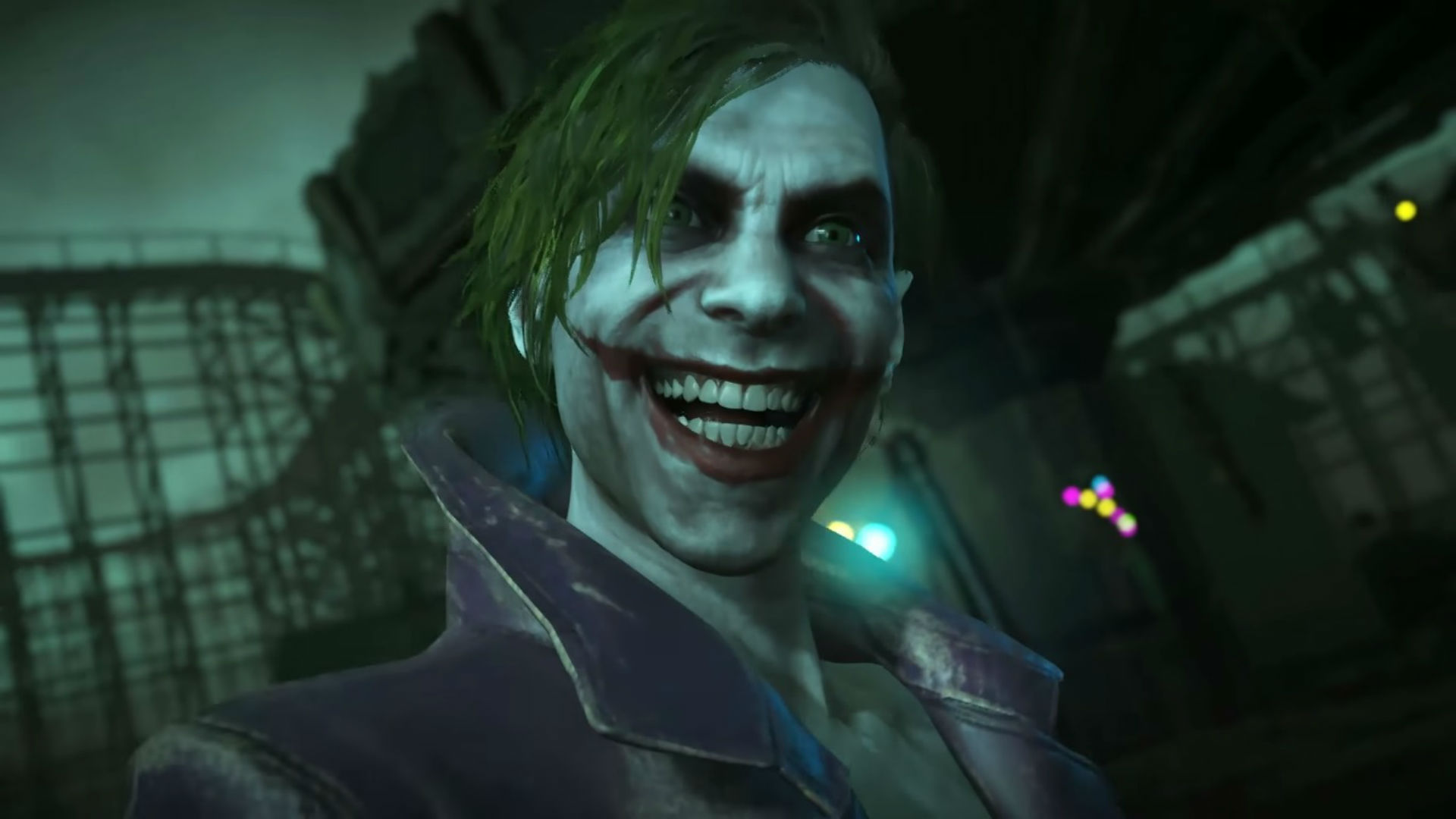 Joker Puts A Smile On That Face In Newest Injustice 2 Gameplay Trailer